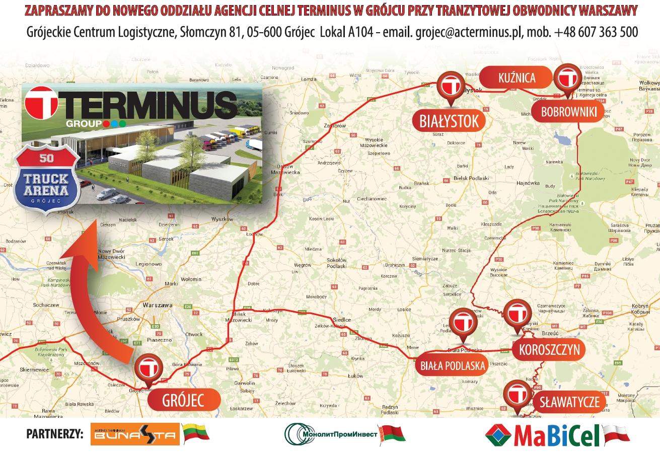 Nowy oddział Terminus w Grójcu