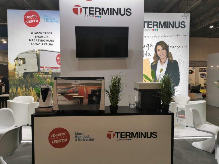 Terminus aktywnie uczestniczył w odbywających się 6 – 8/11 w Warszawie targach TransLogistica Poland