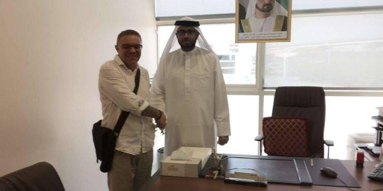 Nowe biuro Terminus w Dubaju